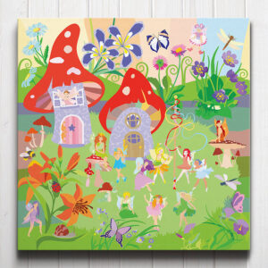Flower Fairies Canvas