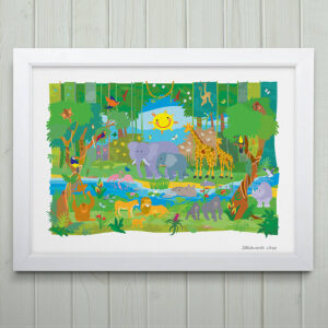 Jungle Adventure Print
