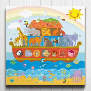 Noah's Ark Canvas